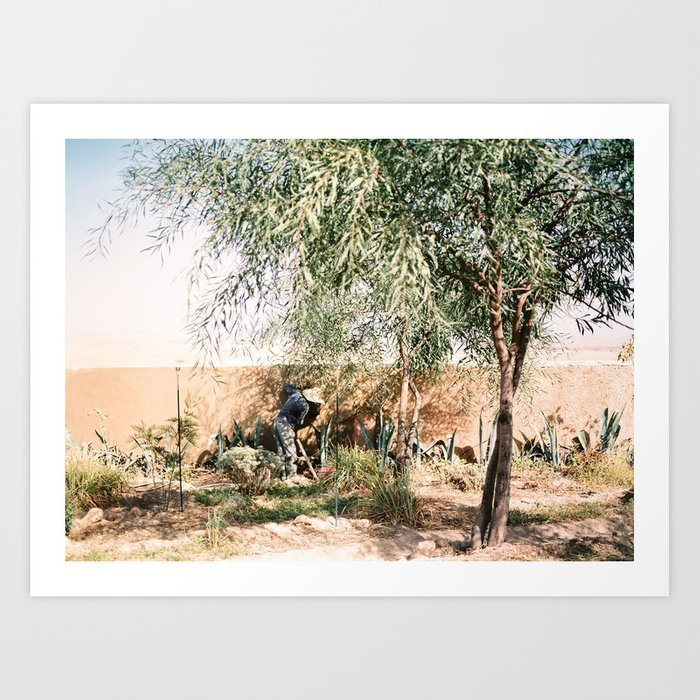 travel-photography-print-morocco-agafay-desert-warm-colored-wanderlust-art-print-prints