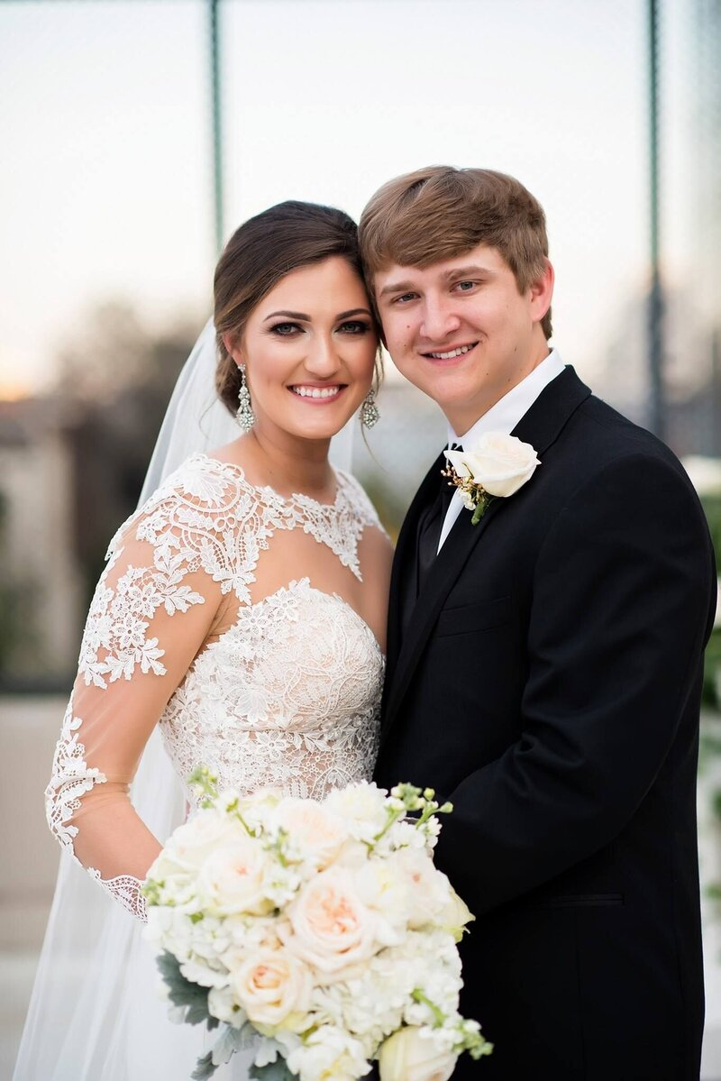 Remington Suite Shreveport Louisiana Rooftop Wedding
