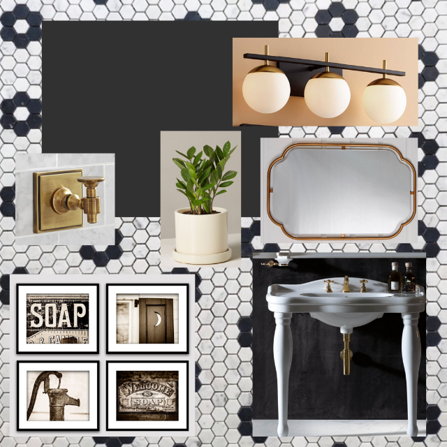 Jaclyn Kalemba - Design Board Freebie Printable
