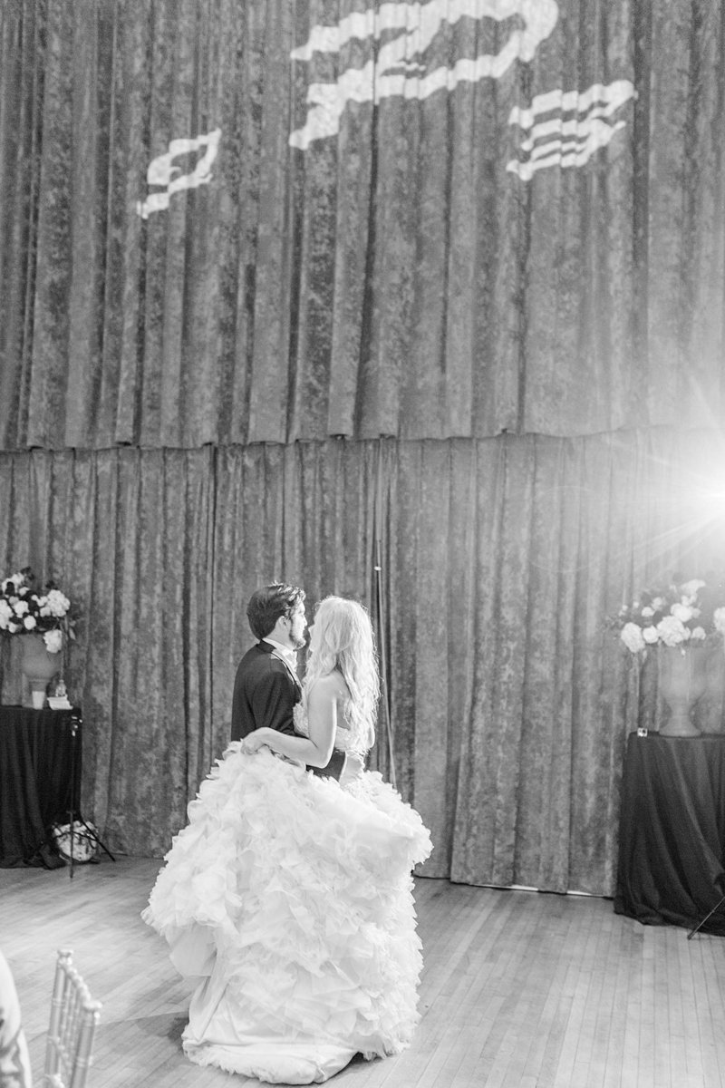 Wedding Ceremony at St Marys catholic church in Fredericksburg Texas and reception at National Museum of the Pacific war Nimitz in fredericksburg Texas Wedding Venue photos by Allison Jeffers Photography_0065