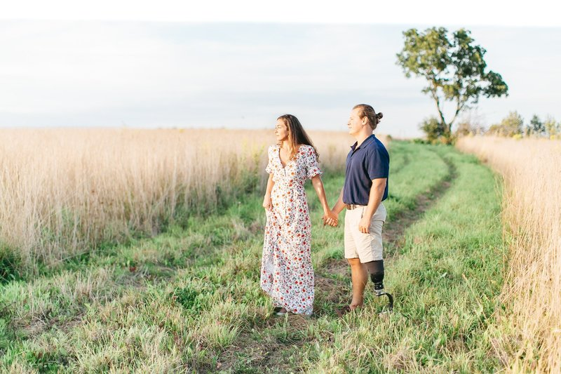 Pennsylvania Countryside Engagement Session by Emi Rose Studio (171)