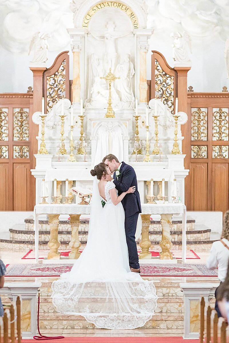 navy-steel-blue-wedding-st.-peters-catholic-church-steubenville15