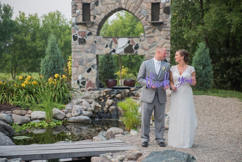 Romantic Moon Wedding Venue by Fargo Photos by Kris Kandel photographers (12)