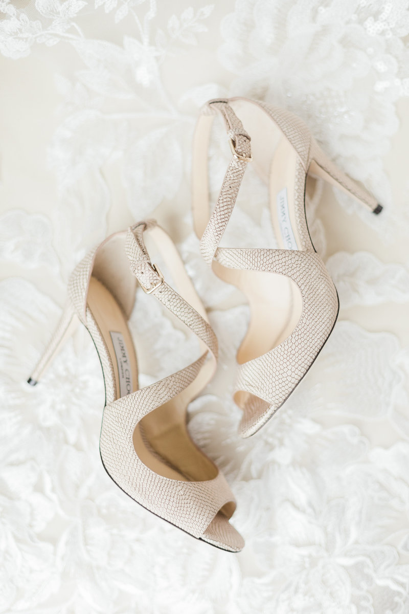 jimmy choo heels at Don Cesar Wedding Photographer in St. Petersburgh Florida by Costola Photography