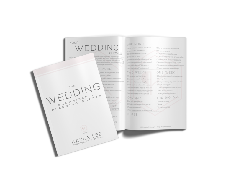 Minnesota-Wedding-Photographer-Planning-Sheets