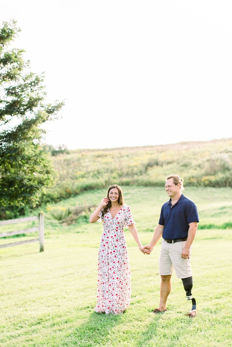 Pennsylvania Countryside Engagement Session by Emi Rose Studio (56)