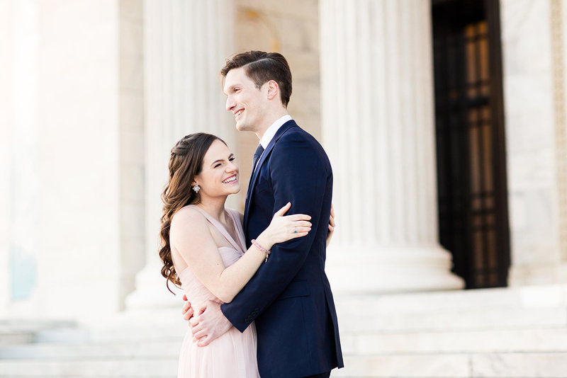 Wedding Photo at The Cleveland Museum of Art taken by Wedding Photographer, The Cannons Photography