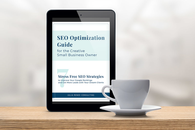 SEO ebook for small businesses