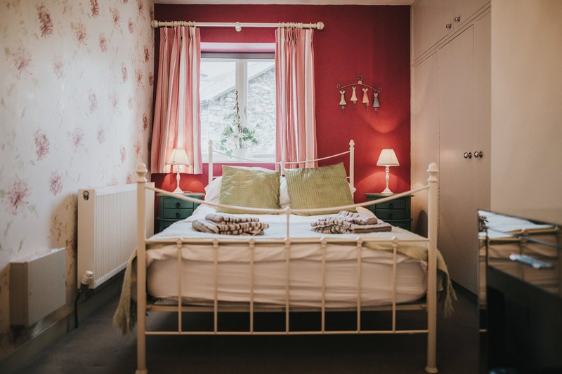Double Bedroom at Baldry's Cottage
