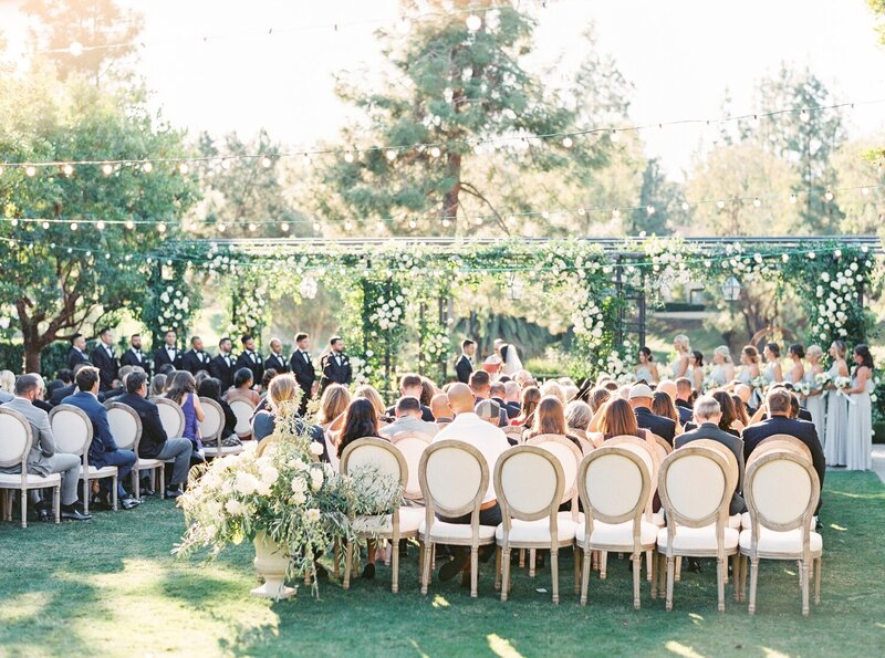 San Diego California Film Wedding Photographer - Rancho Bernardo Inn Wedding by Lauren Fair_0069