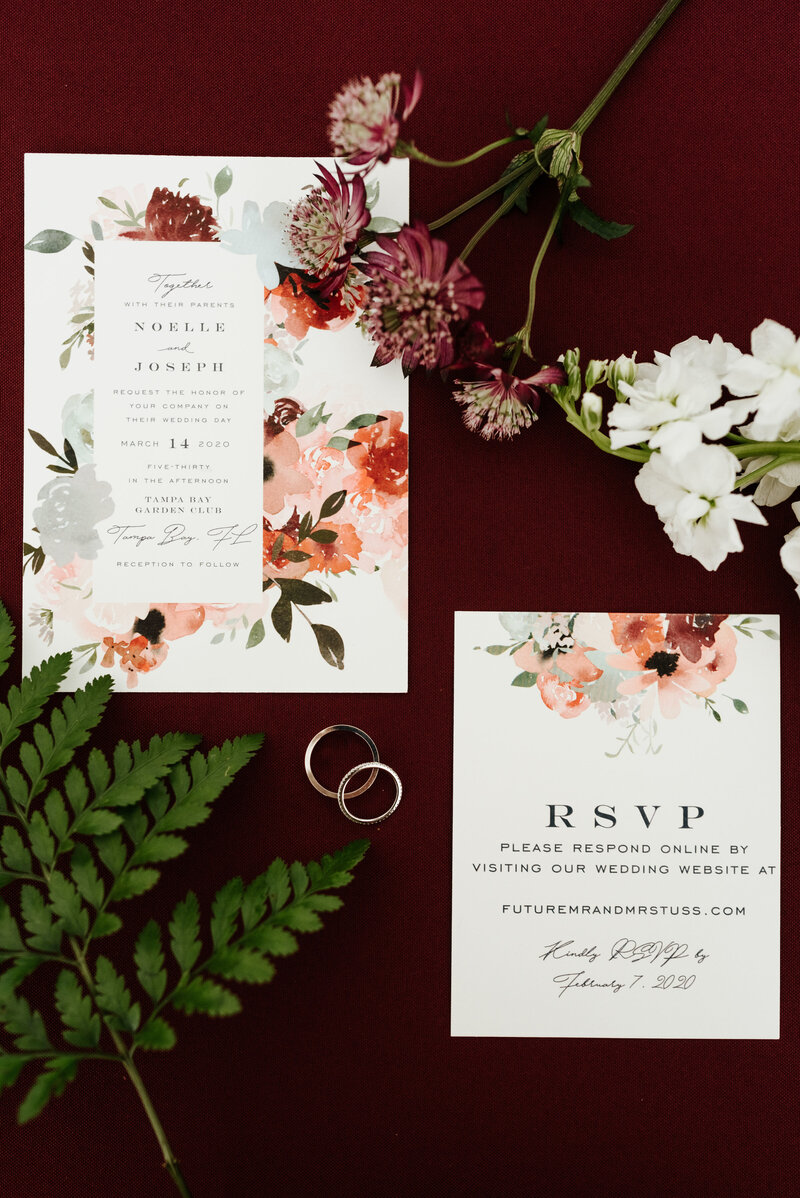 "alt=""Wedding Stationary Flower"""
