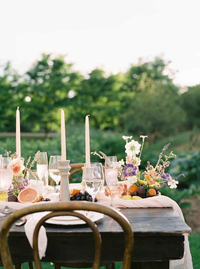 Lush and Romantic Wedding at a Flower Farm_0018