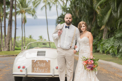 maui wedding photographer Details