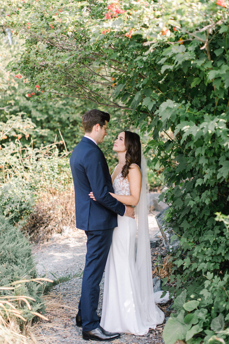 Calgary Wedding Planner at St. Eugene Resort
