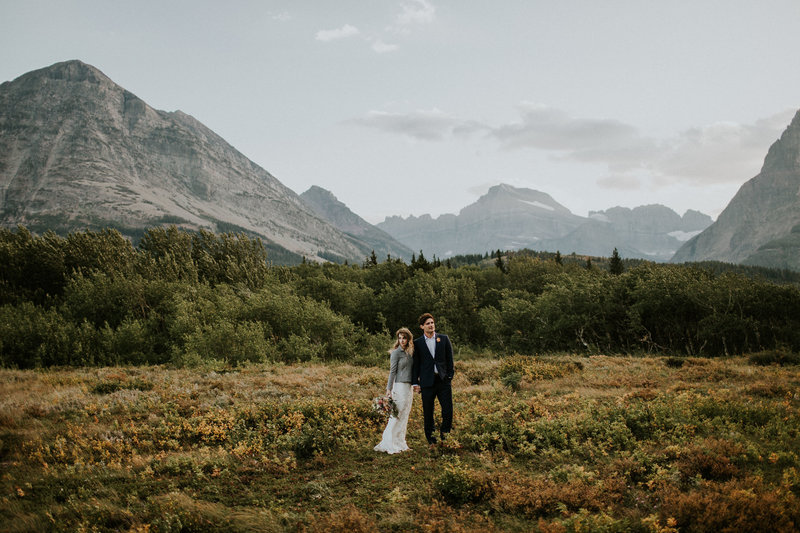 Windy Mountain Elopement