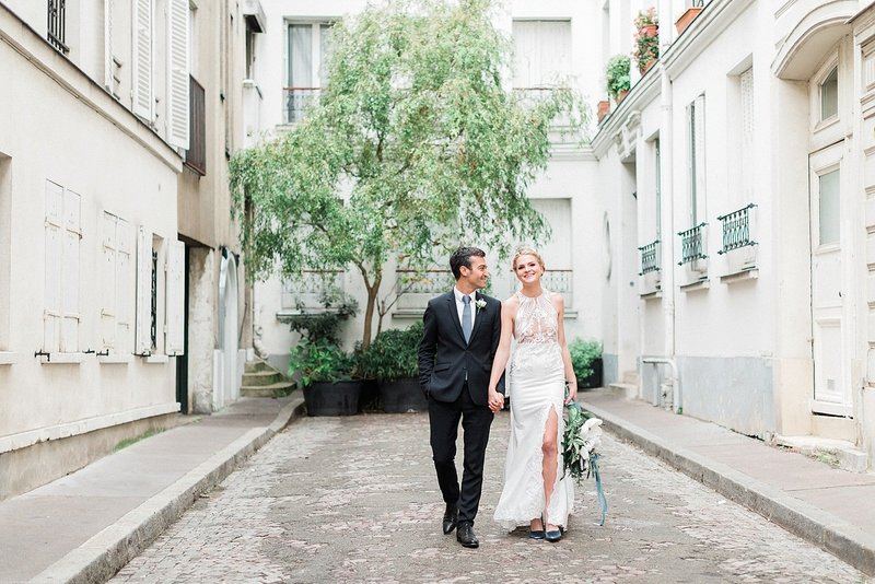 Paris Wedding | France Destination Wedding Photographer | Alicia Yarrish Photography