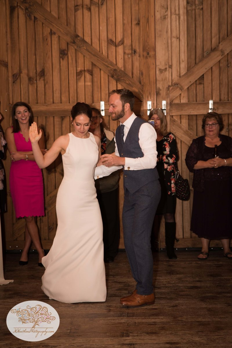 Hayloft on the Arch Fall Wedding Pictures-76