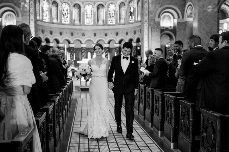 Just-Married-at-Saint-Clement-Catholic-Church