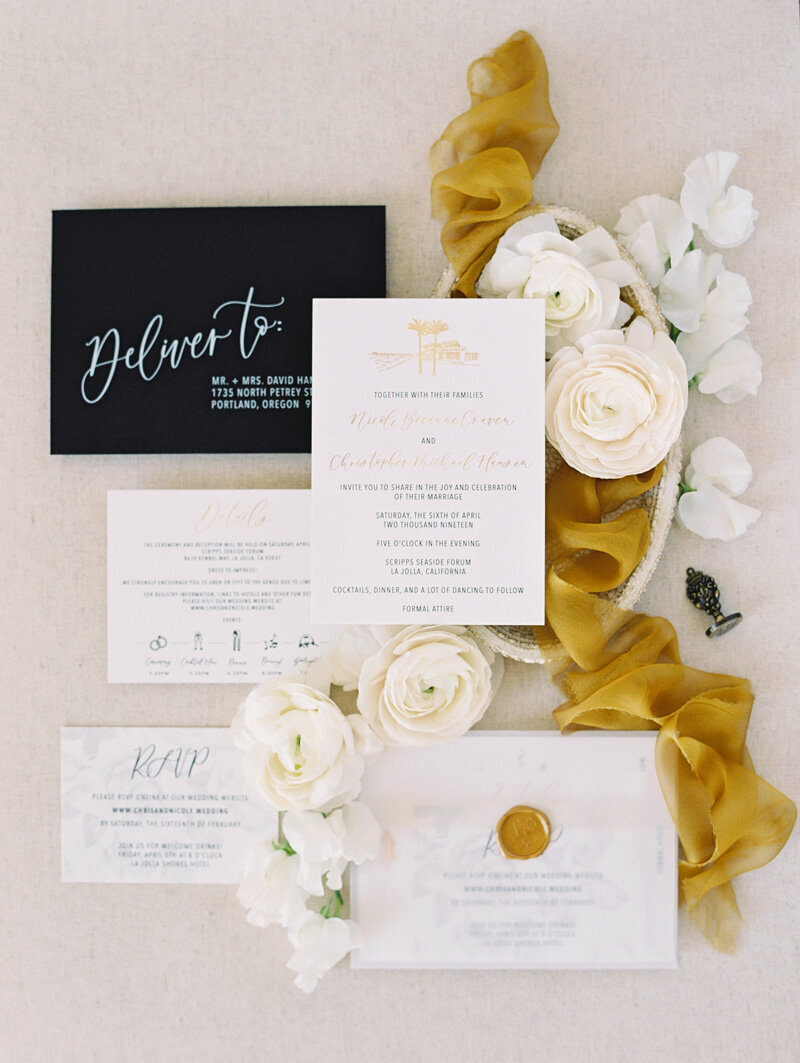 pirouettepaper.com | Wedding Stationery, Signage and Invitations | Pirouette Paper Company | Wedding Invitations | Jordan Galindo Photography _ (62)
