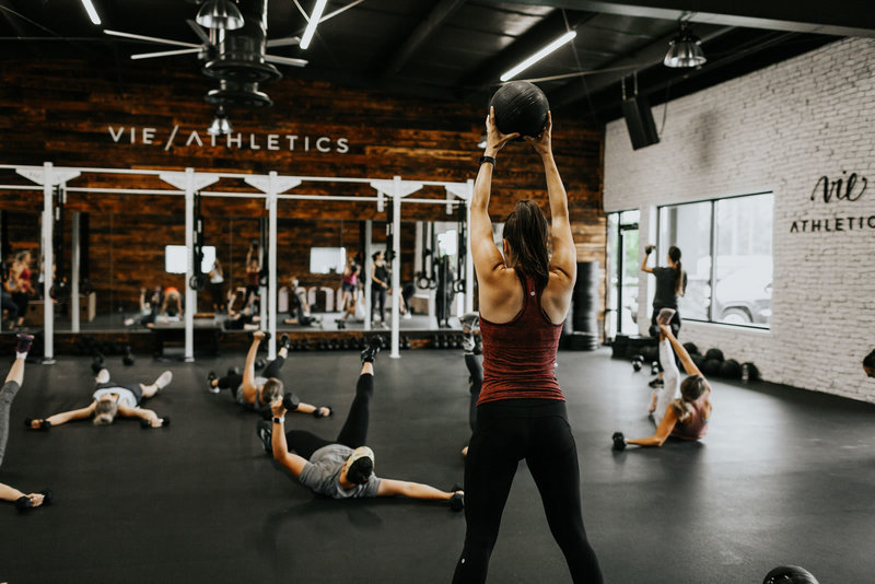 Gym in South Hill, Washington | Vie Athletics | Strength and Sisterhood