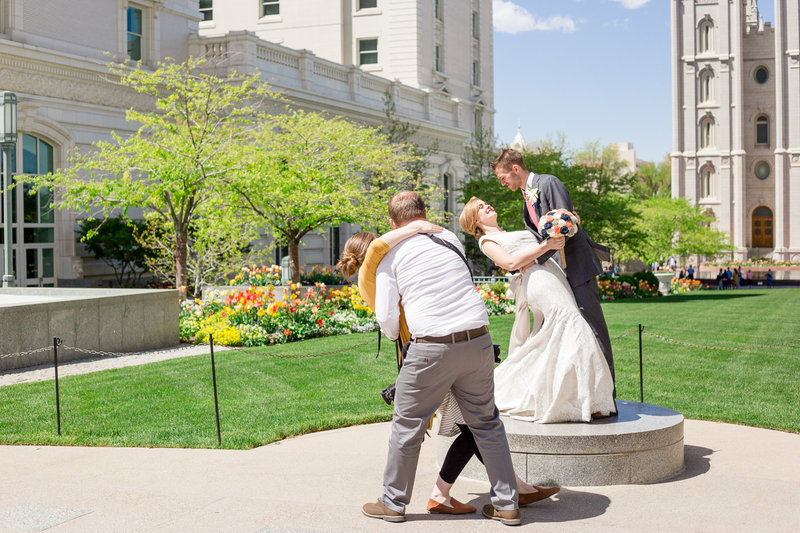 Jessie and Dallin Photography - Behind the Scenes - Utah Wedding Photographers_01
