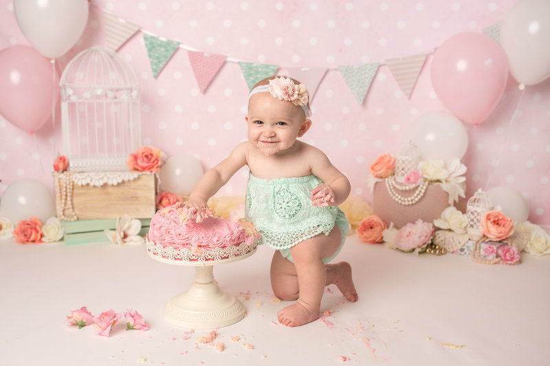 Amanda Estep Photography Cake Smash-8