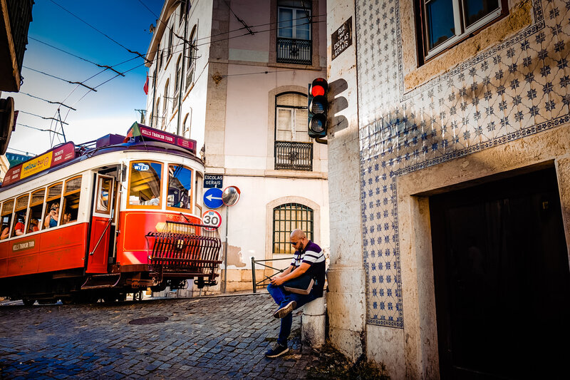 Portugal portraits