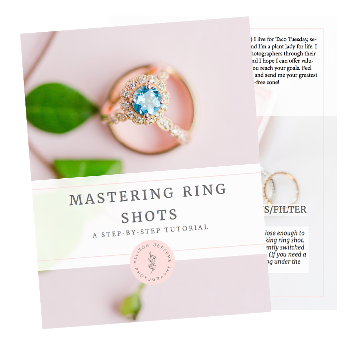 mastering ring shots tutorial cover copy