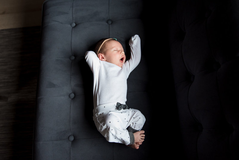 In-home newborn photography Edmonton-1
