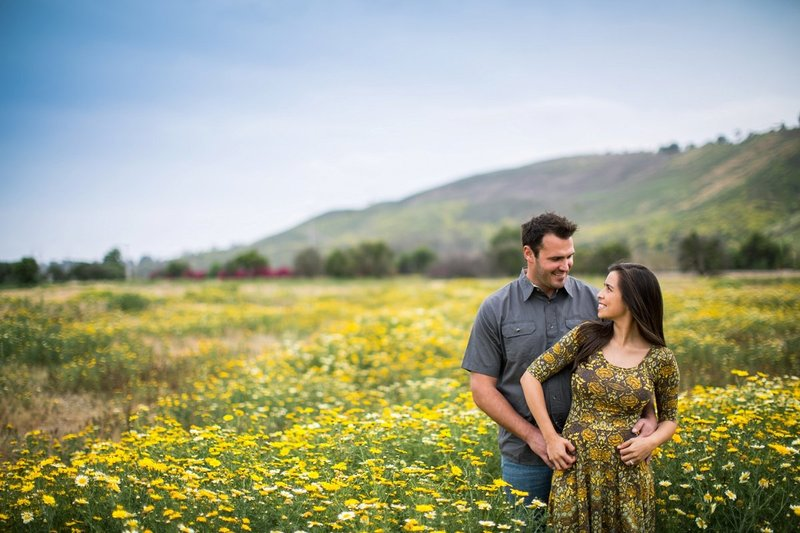 Orange County Wedding Photographer & Los Angeles Wedding Photography Engagement Photos In Orange County by Three16 Photography 36