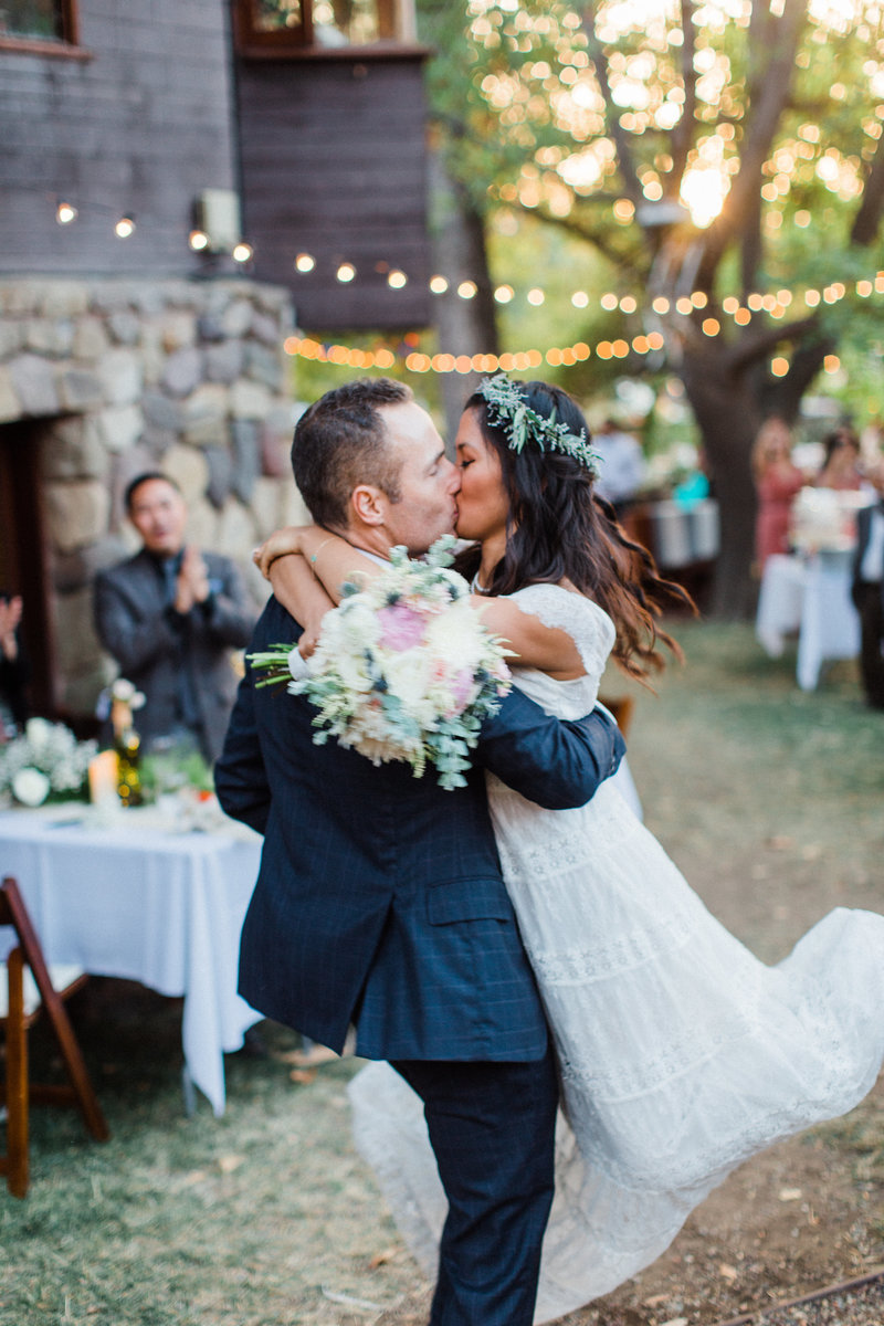 Joanna and Kevin's Malibu Wedding