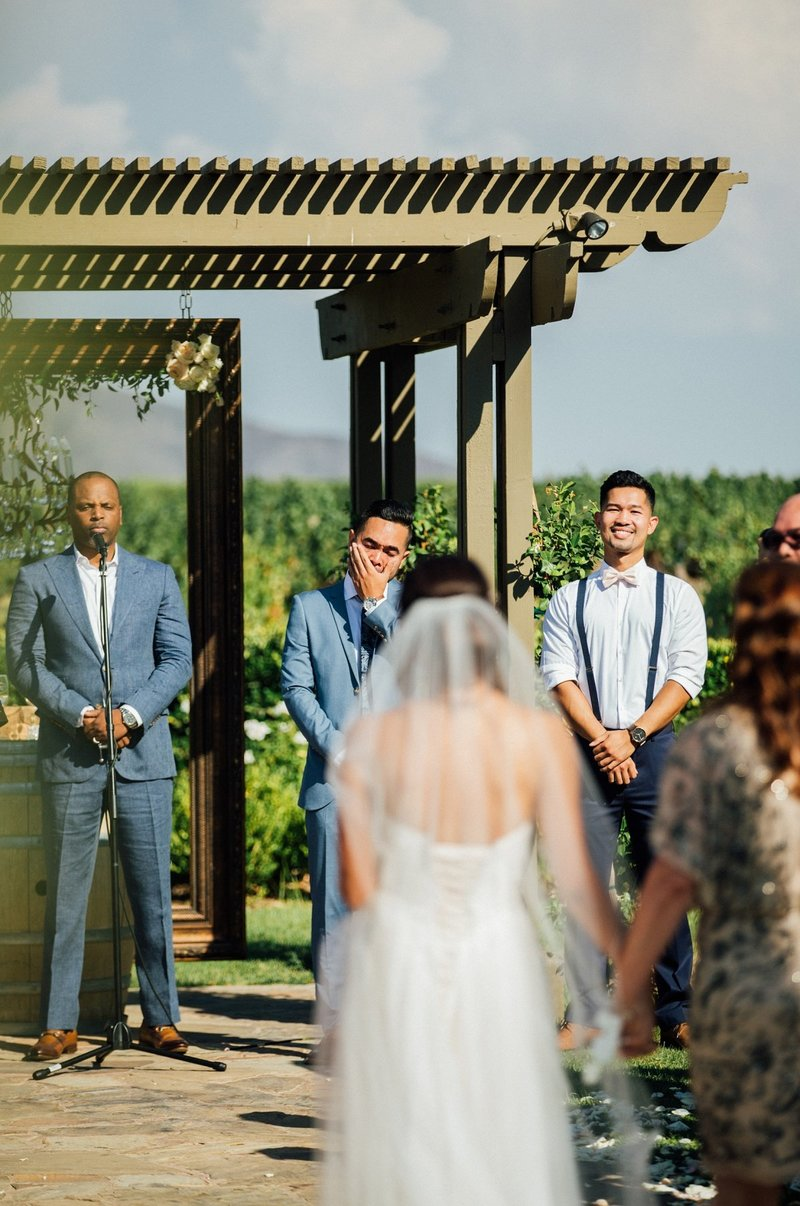 Orange County Wedding Photographer & Los Angeles Wedding Photography Wedding Photos Ponte Winery by Three16 Photography