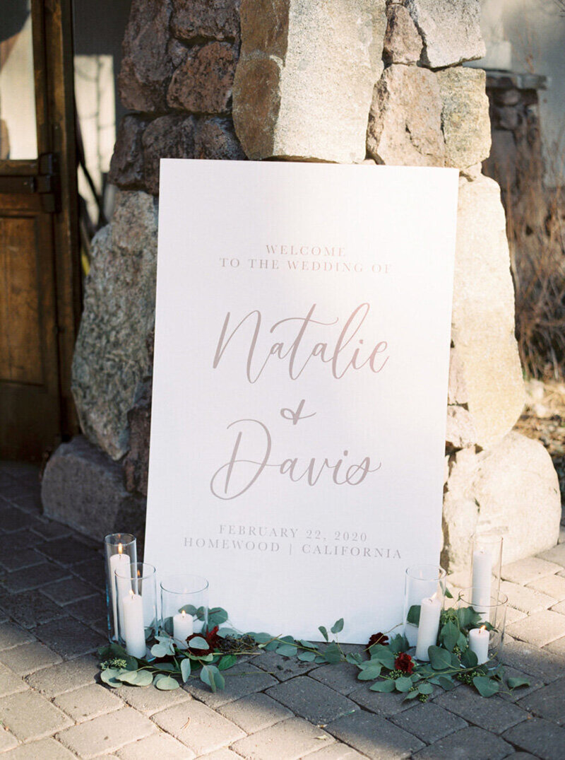 pirouettepaper.com | Wedding Stationery, Signage and Invitations | Pirouette Paper Company | Welcome + Unplugged Signs 29