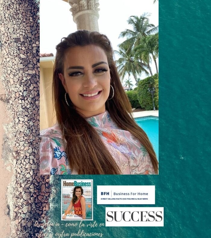 Elena Fraga Success magazine (1)