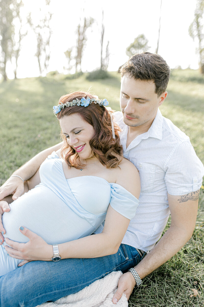 Vilma & Daniel | Maternity Session 33