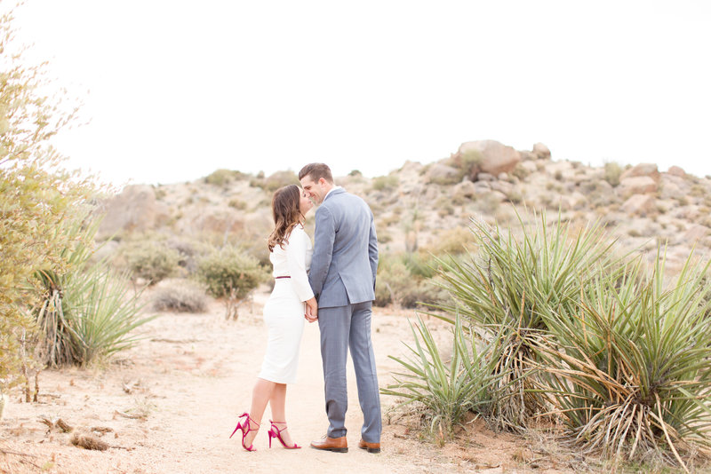 Desert Portrait Session Scottsdale, Arizona | Amy & Jordan Photography
