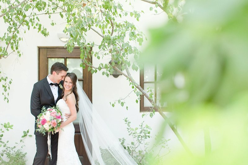 French Blue El Chorro Paradise Valley Wedding | Amy & Jordan Photography