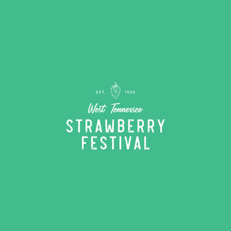 Logo 8 - Strawberry Festival - Color - 3