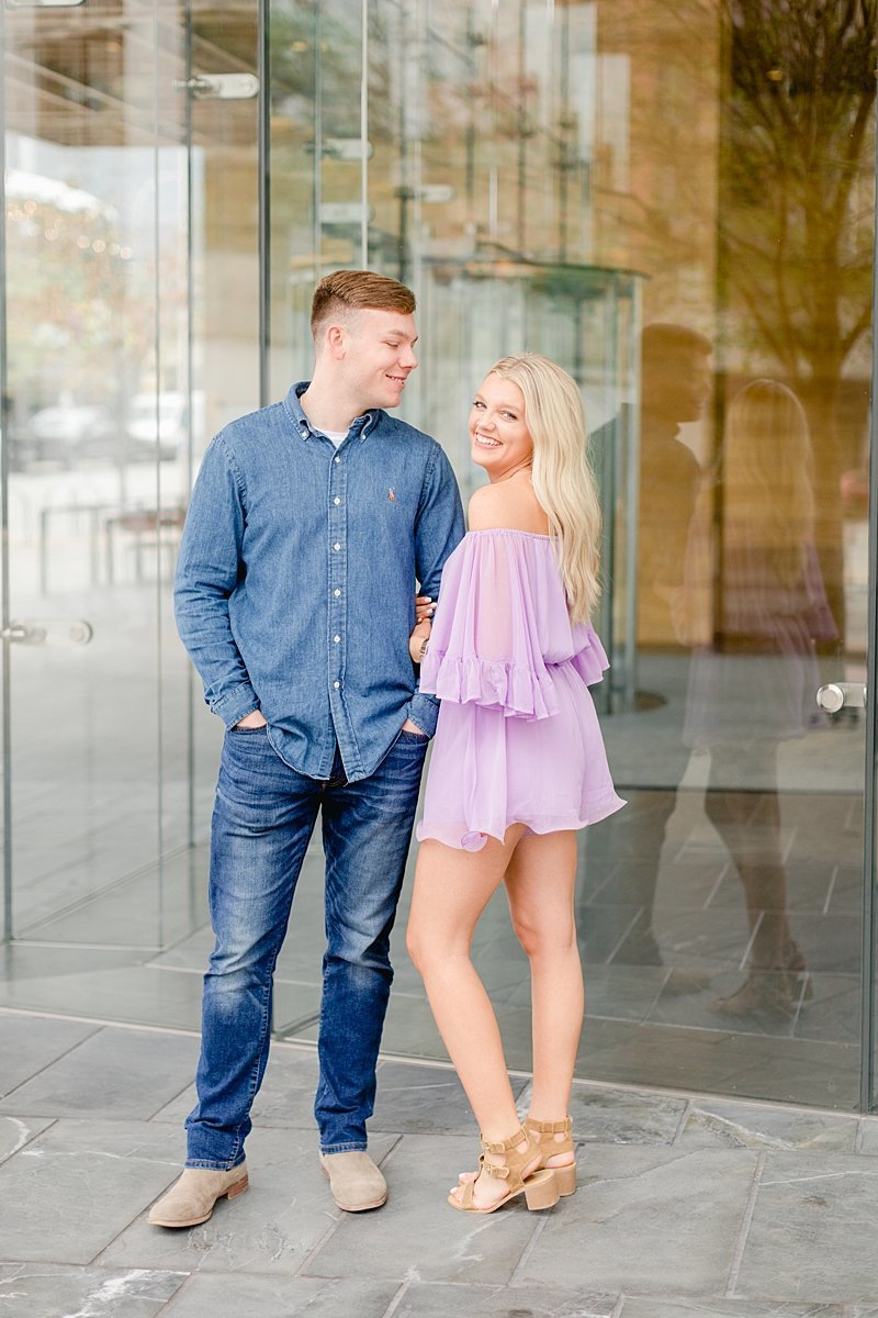 Downtown Austin Engagement Session Holly Marie 44