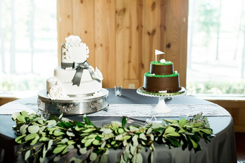 wedding-cake-grooms-cake-kasey-lynn-photography
