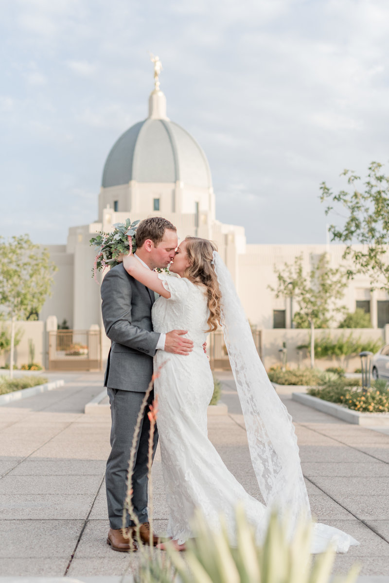 FAVORITESBrett and Natalie Tucson LDS Temple Wedding 1297
