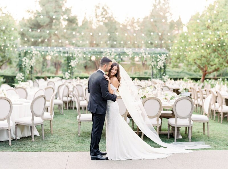 San Diego California Film Wedding Photographer - Rancho Bernardo Inn Wedding by Lauren Fair_0113