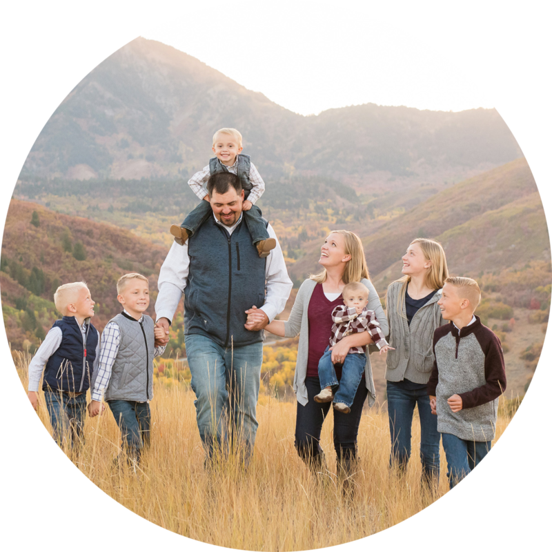 Snowbasin Fall Family Pictures - Jessie and Dallin-6 png