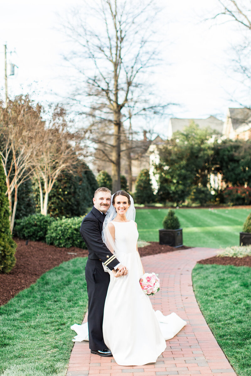 Raleigh Bride and Groom Photos