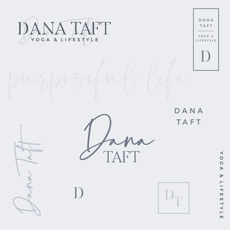 Dana Taft - Branding and Website Design by Elizabeth McCravy - Yoga Teacher Branding7