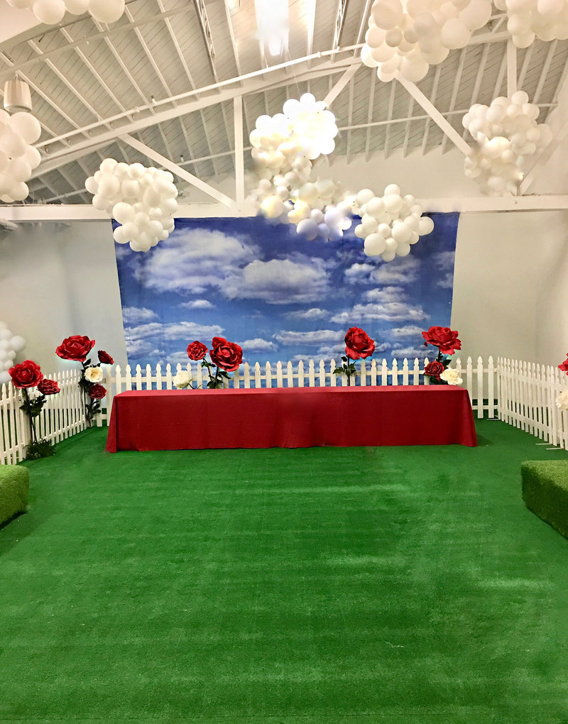 AFTER - Rose Garden Animal Room - SafeKidsDay2017