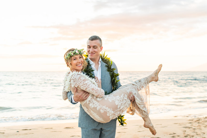 Maluaka Beach Maui wedding venue