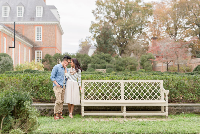 colonial williamsburg engagement session-9