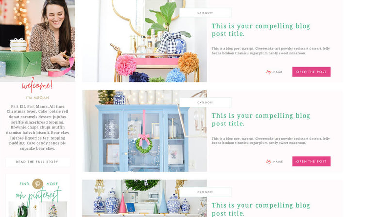 TreatYoElf-Showit-5-Website-Template6