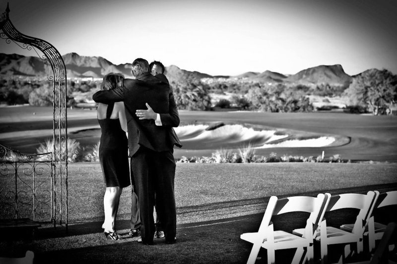 Golf Club Wedding Photos